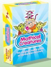 Mathical Creatures maths game