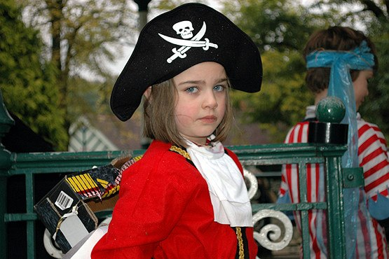 pirate abbie