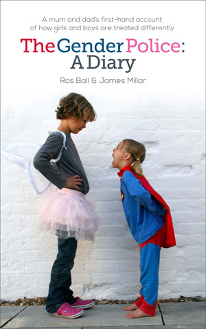 The Gender Police: A Diary book cover4