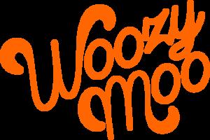 Woozy  Moo Logo