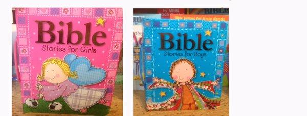 Boys Bible