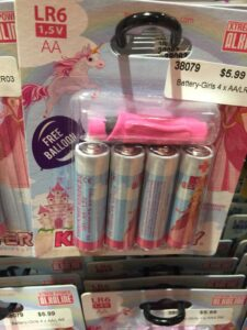 Girlsbatteries