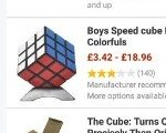 Boys Speed Cube