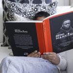 boy reading Being ManKind vol 1