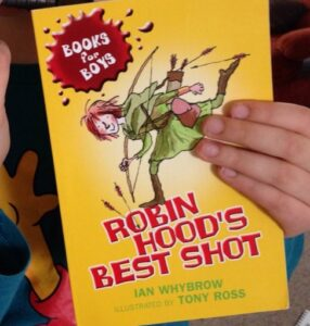 Hachette robin hood