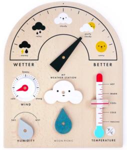 Toymark STEM gift guide Olive Loves Alfie weather toy