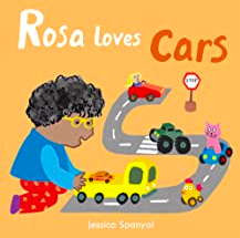 Rosa loves cars Childs Play Books Toymark gift guides
