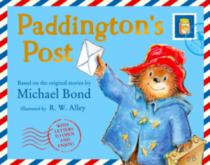 Paddington's Post Button & Bear Bookshop