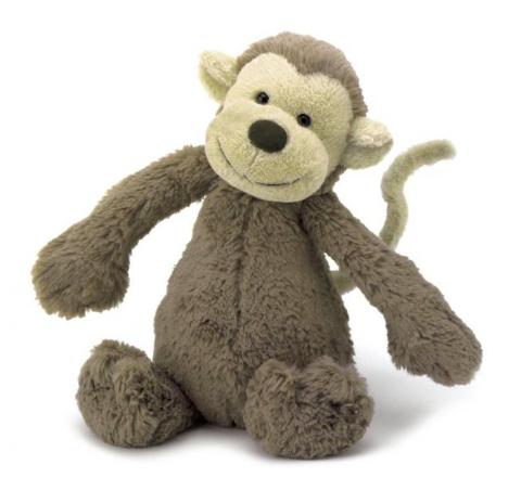 Rachel's Toy Shop monkey Toymark gift guide