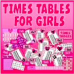 times tables for girls